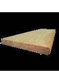 Akác lépcsőlap 300 cm x 28 cm x 3 cm (hossztoldott)