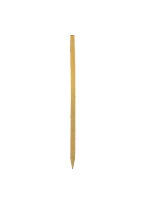 Akác oszlop 250 cm x 9 cm x 9 cm