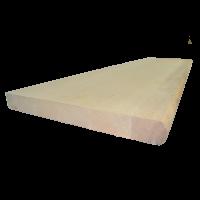Bükk lépcsőlap 300 cm x 28 cm x 3 cm (hossztoldott)
