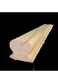 Bükk omega kapaszkodó 300 cm x 6,5 cm x 5,5 cm
