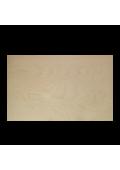 Bükk rétegelt lemez 200 cm x 125 cm x 0,5 cm (3 réteg)