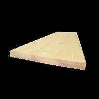 Borovi fenyő homloklap 120 cm x 20 cm x 1,7 cm