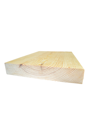 Borovi fenyő lépcsőlap 100 cm x 28 cm x 3 cm