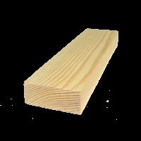 Gyalult léc (v13) 200 cm x 9,5 cm x 1 cm - szegőléc