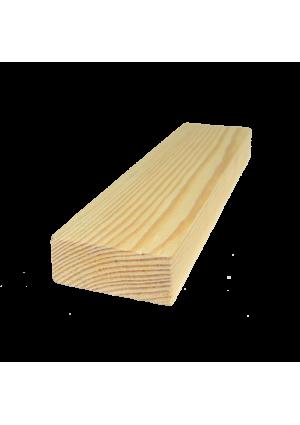 Gyalult léc (v06) 200 cm x  3 cm x 1 cm - szegőléc