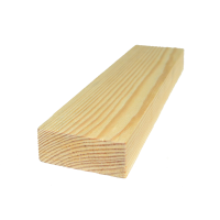 Gyalult léc (v09) 200 cm x  6 cm x 1 cm - szegőléc