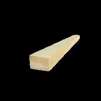 Lucfenyő talpfa 300 cm x 7 cm x 3 cm