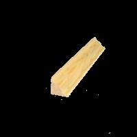 Mart sarokléc 220 cm x 1,7 cm x 1,7 cm