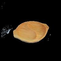 Osztott kerek tányér 27 cm x 24 cm