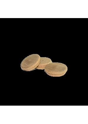 Tölgy csavartakaró ⌀ 35 mm (10 db)