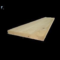 Tölgy homloklap 110 cm x 20 cm x 1,7 cm
