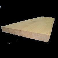 Tölgy lépcsőlap 110 cm x 28 cm x 3 cm
