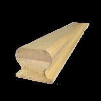 Tölgy omega kapaszkodó 300 cm x 6,5 cm x 5,5 cm