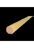 Zászlórúd 250 cm x ⌀ 3 cm
